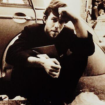 Tom Waits On the Nickel by Oclibertine