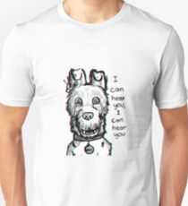 Spots Isle of Dogs Unisex T-Shirt