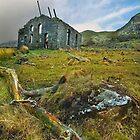 Rhosydd chapel  by eddiej