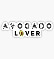Avocado Lover Sticker