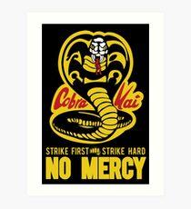 Cobra Kai  Kunstdruck