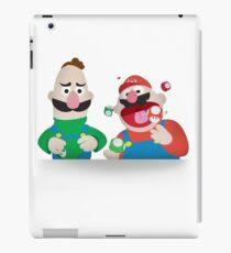 Puppet Plumbers iPad Case/Skin