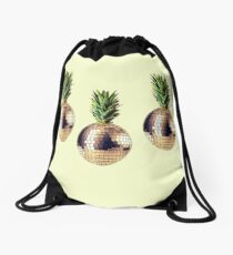 Ananas party (pineapple) Drawstring Bag