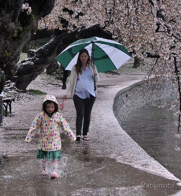 Dancing in the rain by Matsumoto