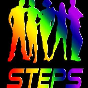 Steptacular Pride  by jbtiger1992