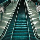 Going up or going down? by Adrian Jeffs