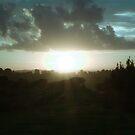 Sunset 2 by Aaron Holloway