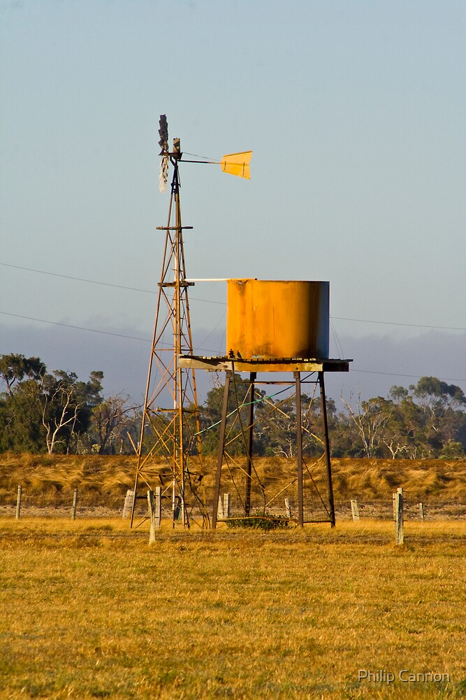 Water Tank by Philip Cannon