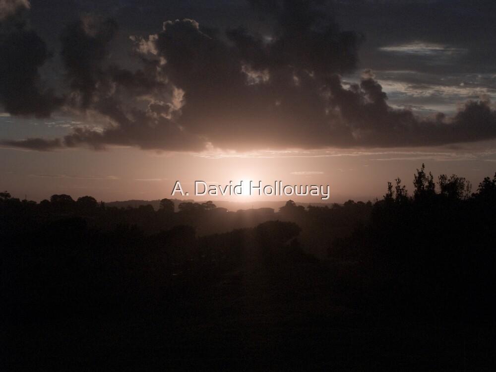 Sunset 3 by Aaron Holloway