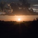 Sunset 4 by Aaron Holloway