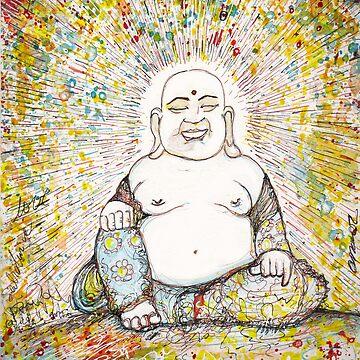 Buddha by zek3