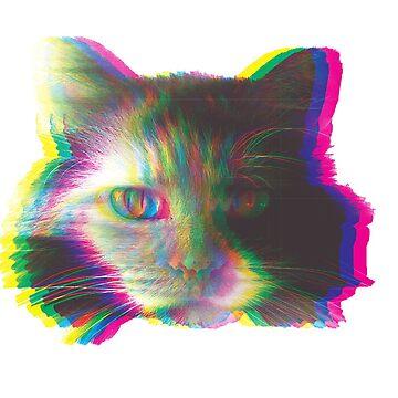 Cat by Kesleybee