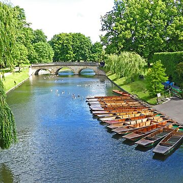 Calm on the Cam by grmahyde
