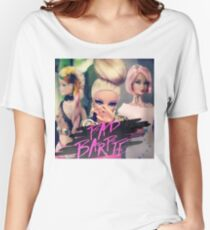 Bad Barbie Gang  Women's Relaxed Fit T-Shirt