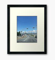 Halifax Framed Print