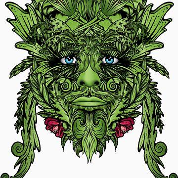 Green Man by MSD1138