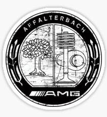 mercedes amg Sticker