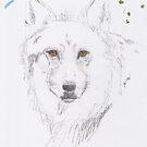 Talisman-Wolf by Linda Armantrout