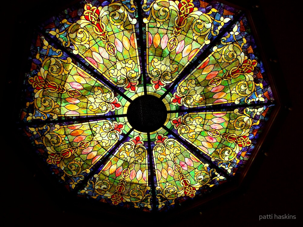 Stained Glass by patti haskins