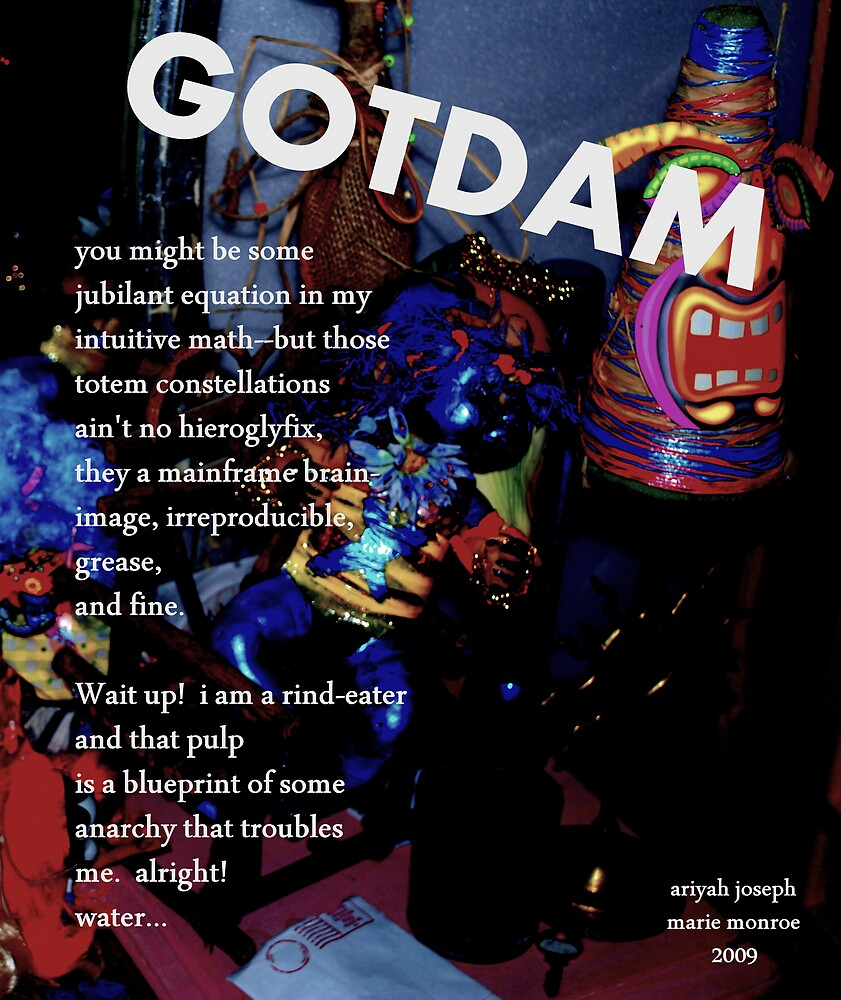 Gotdam by Marie Monroe