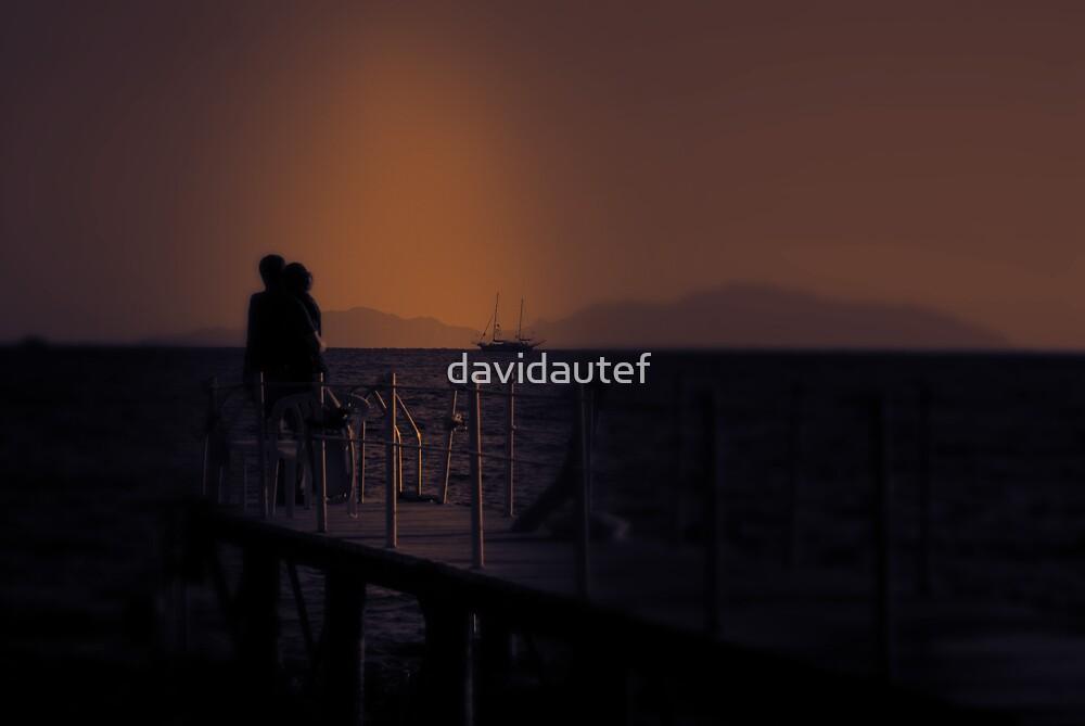 les amoureux by davidautef