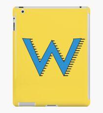 The Whizzer - Yellow Speedster (Jessica Jones) iPad Case/Skin