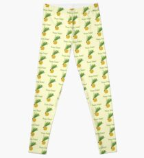 Wish You a Very Joyful Sukkot Leggings