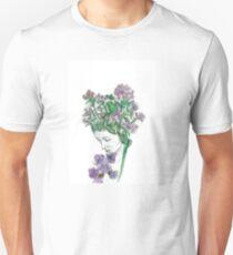 Lungwort Woman  Unisex T-Shirt