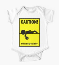 Drink Responsibly Kids Clothes