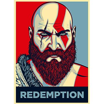 Redemption kratos by naomiully
