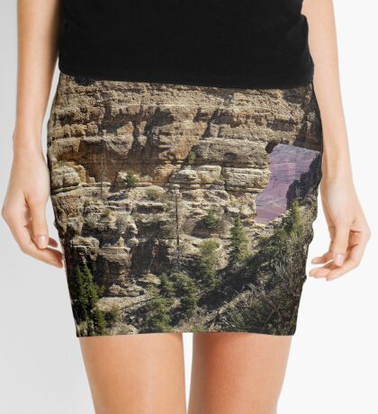 On the Wing Of An Angel Mini Skirt
