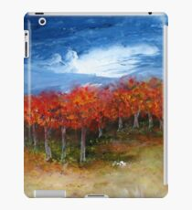 This time of the year iPad Case/Skin