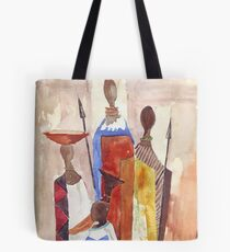 Lodge décor - The Indaba  Tote Bag