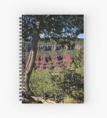 Hold Tight Spiral Notebook