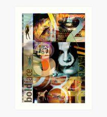 A Fortiori 10 Art Print