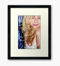 Days Go By And Still I Think Of You Framed Print