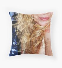 Days Go By And Still I Think Of You Throw Pillow