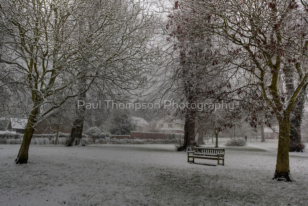 The Old Cemetery by Paul Thompson Photography