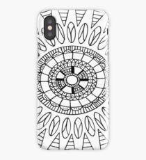 Line Design 3 iPhone Case