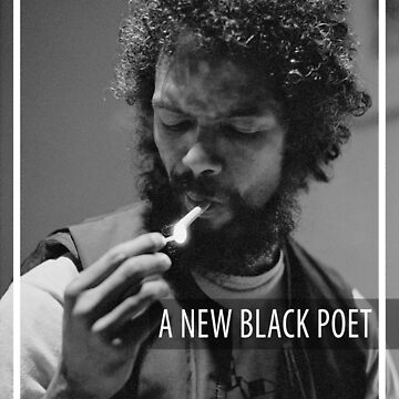 A New Black Poet by megpabrela