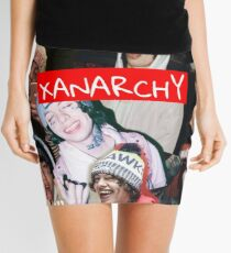 Lil Xan XANARCHY Minirock