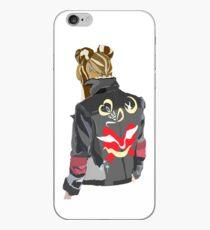 Headed back, Angel iPhone Case