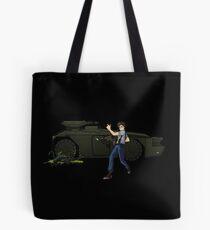 Ripley Racer Tote Bag