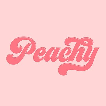 Peachy by osnapitzami