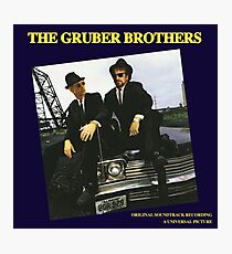 The Gruber Brothers Photographic Print