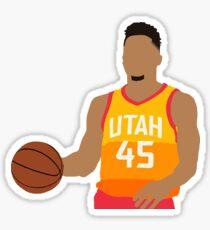 Donovan Mitchell  Sticker