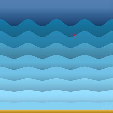 BREAKING THE WAVES - 1 by bembureda