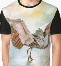Wind Beneath Her Wings Graphic T-Shirt