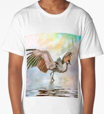 Wind Beneath Her Wings Long T-Shirt