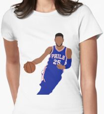 Ben Simmons Women's Fitted T-Shirt